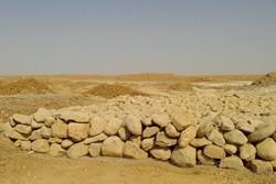مسیر جاده تاریخی سنگفرش و راه دسترسی به پارک ملی کویر مرمت شد