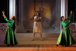 Hallaj opera in Tehran