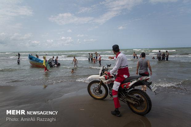 دریای مازندران ۴ قربانی گرفت
