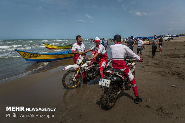 ۳۷۵ سکوی دیده بان در نقاط حادثه خیز ساحلی مازندران نصب می شود