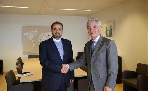 Iran calls for EU's practical measures toward JCPOA
