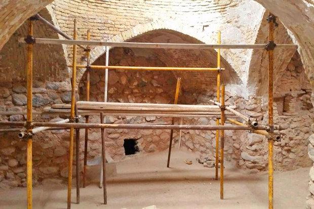 ۱۴ اثر تاریخی شهرستان اراک تا پایان سال جاری مرمت می شود
