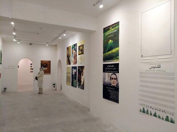 نمایشگاه چیدمان آثار عباس کیارستمی آغاز به کار کرد