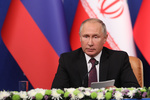 Putin reaffirms Russia's commitment to fight terror after Iran military parade attack