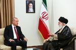 صدر اردوغان کی رہبر معظم سے ملاقات/ اسلامی ممالک کے درمیان اتحاد اور تعاون پر تاکید