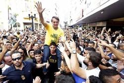 نامزد راستگرای انتخابات برزیل مورد اصابت چاقو قرار گرفت