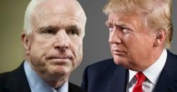 John McCain - Trump