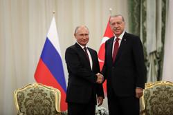 Erdoğan ile Putin Suriye'nin son durumunu konuştu
