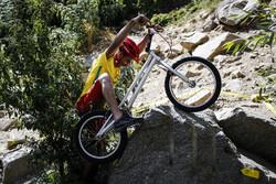 ہمدان میں ٹریل سائیکل کے مقابلوں کا آغاز
