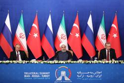 هیچ تغییری در بیانیه پایانی اجلاس تهران ایجاد نشده است