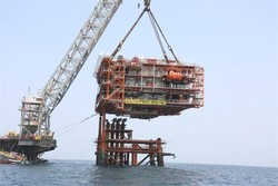 2 new platforms ready to be launched at South Pars gas field