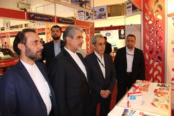 the 60th Damascus International Fair