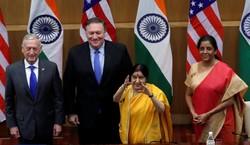 U.S. pursuing pressure campaign against Tehran in India