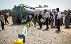 روستاهای زلزله زده سرپل ذهاب هنوز مشکل قطعی آب دارند