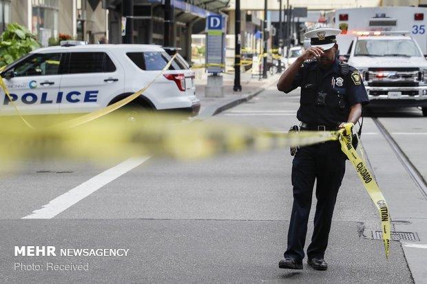 کیلی فورنیا میں مسلح شخص کی فائرنگ سے 5 افراد ہلاک
