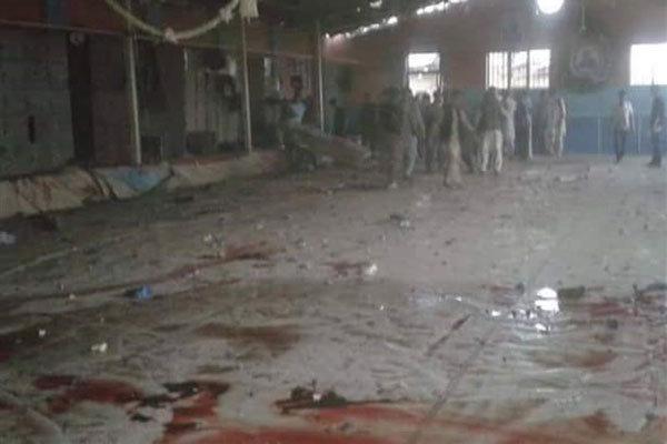ارتفاع عدد ضحايا هجوم أفغانستان إلى 108