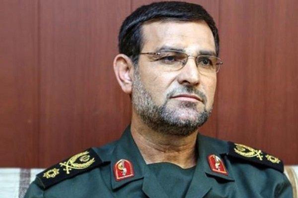 Iran monitors all movements along its water borders: IRGC