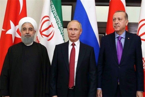 بدء فعاليات أعمال قمة طهران الثلاثية حول سوريا