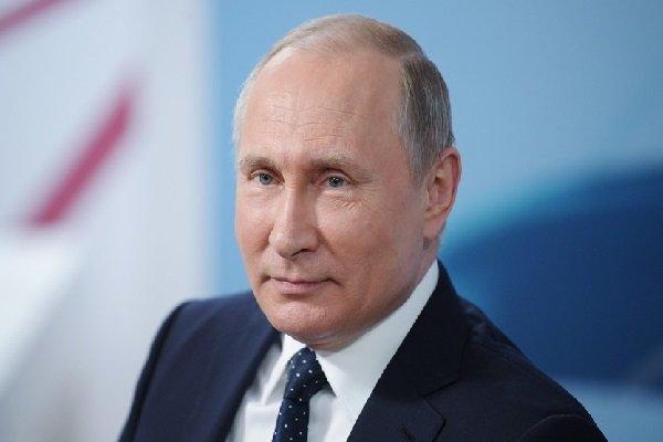 بوتين : تحرير 95 % من الأراضي السورية من الإرهابيين