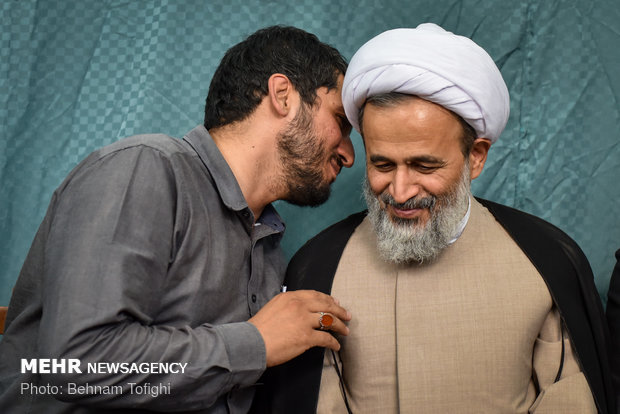 گردهمایی آداب نوکری در بهار حسینی