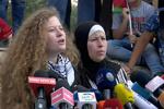 مراسم تجلیل نمادین عهدالتمیمی نوجوان فلسطینی برگزار شد