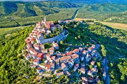 Hırvatistan'ın güzelliklerini yansıtan kareler