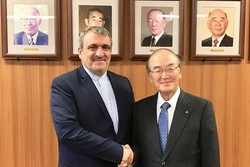 Japan CCI eyes broadening ties with Iran