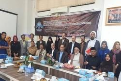 مرکز تقریب مذاهب اسلامی در دانشگاه رادن فتح اندونزی تاسیس می شود