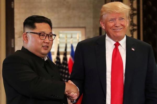 کیم جونگ اون از ترامپ دعوت کرده دیدار دیگری داشته باشند