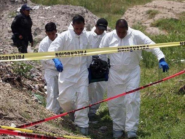میکسیکو میں اجتماعی قبرسے 166 انسانی ڈھانچے برآمد