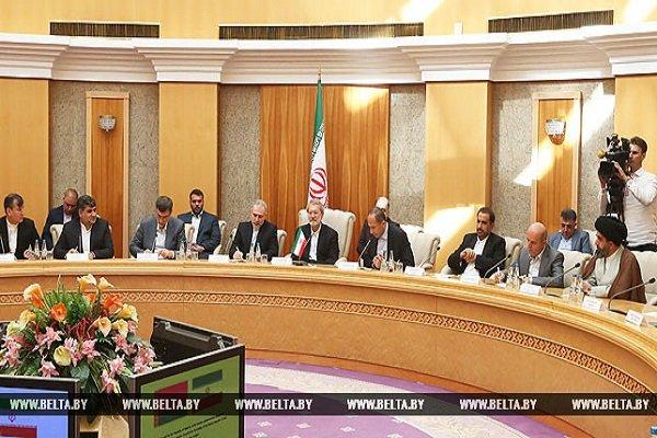 Tehran, Minsk call for increasing bilateral cooperation