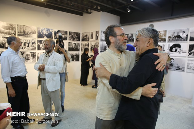 Iranian movie poster photographers hold 4th celebration in Tehran