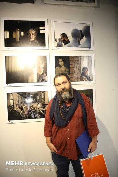 المعرض الرابع لمصوري السينما في إيران