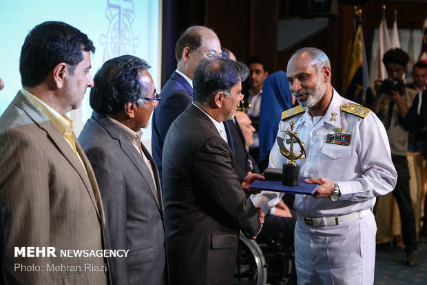World Maritime Day ceremony marked in Tehran