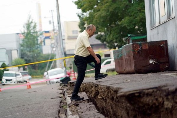 VIDEO: Japan's Friday quake claims 18 lives