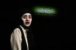 İran'daki tiyatro festivalinden kareler
