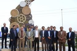 میدان مالیات در ساری افتتاح شد