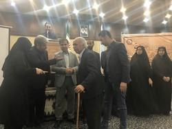 برگزیدگان نشان ملی صنایع دستی در کرمانشاه تجلیل شدند