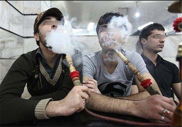 محمدرضا مسجدی, دانش آموزان, قلیان, استعمال دخانیات