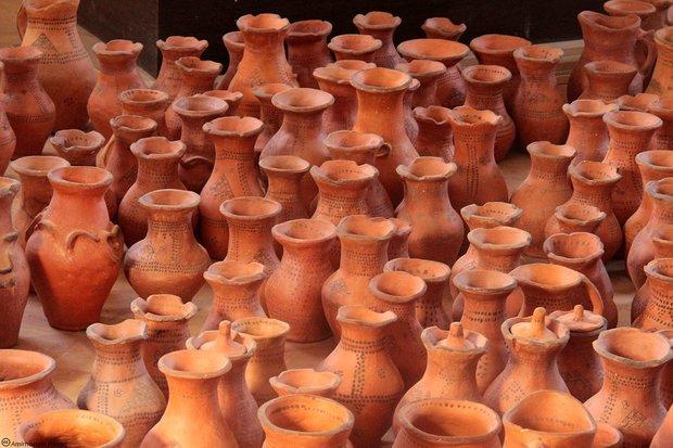 Iranian potter wins award at Macsabal Symposium