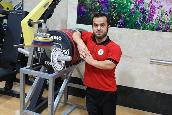 Iran's Yousefi wins silver in Asia-Oceania Para Powerlifting C'ships