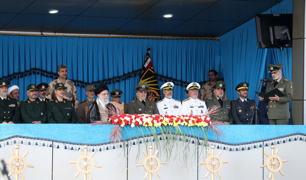 Leader attends graduation ceremony of Army cadets