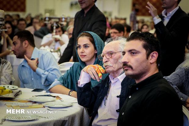 """حفل اختتام آكاديمية """"سينما سينما"""" في طهران"""