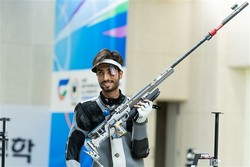 Nekounam pockets Iran's first gold at World Shooting C'ships