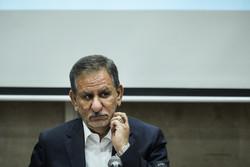 جهانغيري: الحكومة الإيرانية جادة في معالجة مشاكل شركات النقل البحري