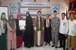 سمینار بین المللی توسعه علوم برای تمدن نوین اسلامی برگزار شد