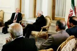 Iranian FM Zarif receives New Zealand's deputy FM