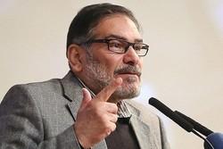 Shamkhani says IRGC missile strike proper response to any threats