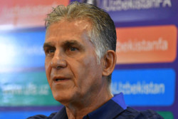 Queiroz says verbal agreement with Iran concluded