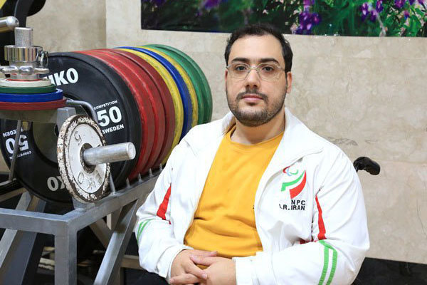 Rostami adds silver to Iran's medal tally in Asia-Oceania Para Powerlifting C'ships